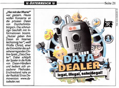 Data Dealer @Kronen Zeitung