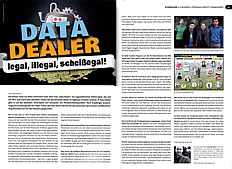 Data Dealer @SCREENGUIDE Magazin